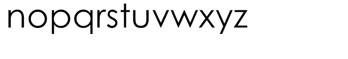 Century Gothic Greek Font LOWERCASE