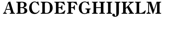 Century Oldstyle Bold Font UPPERCASE
