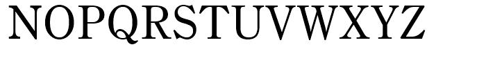 Century Oldstyle Roman Font UPPERCASE