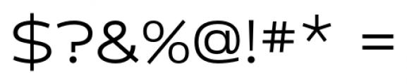 Cedra 4F Wide Light Font OTHER CHARS