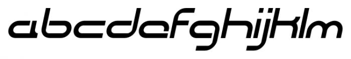 CentreForward RegularItalic Font LOWERCASE