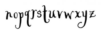 Cerise Regular Font LOWERCASE