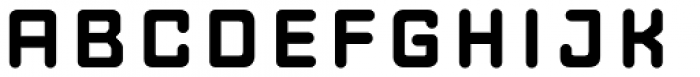 Cease Extrabold Font UPPERCASE