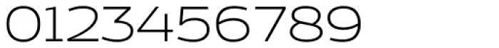 Cedra 4F Wide UltraLight Font OTHER CHARS