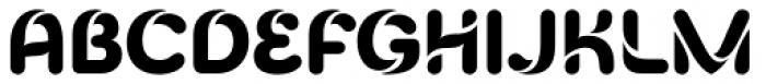 Celari Titling Condensed ExtraBold Font UPPERCASE