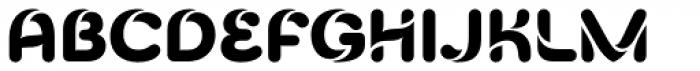 Celari Titling Condensed ExtraBold Font LOWERCASE