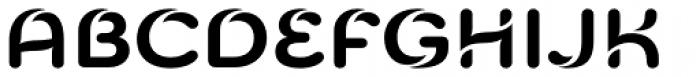 Celari Titling Expanded Bold Font UPPERCASE