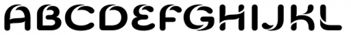 Celari Titling Expanded Bold Font LOWERCASE