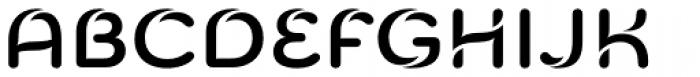 Celari Titling Expanded Demi Font UPPERCASE