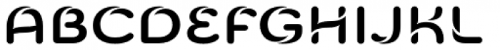 Celari Titling Expanded Demi Font LOWERCASE