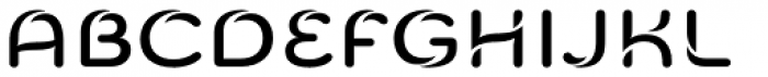 Celari Titling Expanded Medium Font LOWERCASE