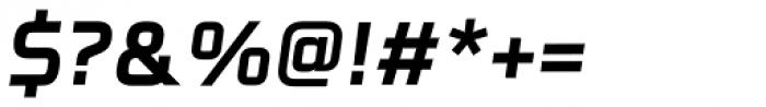 Celdum Bold Italic Font OTHER CHARS