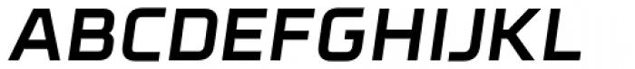 Celdum Bold Italic Font UPPERCASE