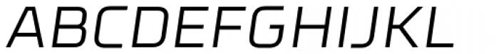 Celdum Italic Font UPPERCASE