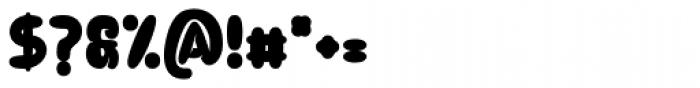 Celebrater Plain Font OTHER CHARS