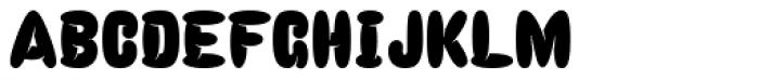 Celebrater Plain Font UPPERCASE