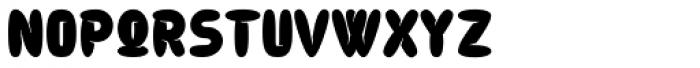 Celebrater Plain Font LOWERCASE
