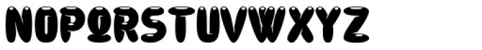 Celebrater Font UPPERCASE
