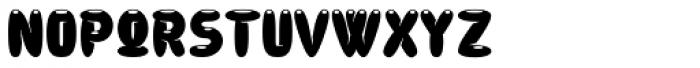 Celebrater Font LOWERCASE