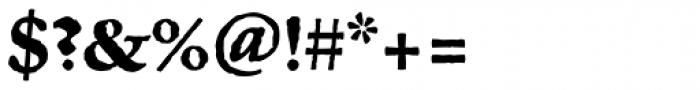 Celestia Antiqua Std Bold Font OTHER CHARS