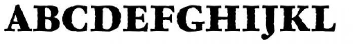Celestia Antiqua Std Bold Font UPPERCASE