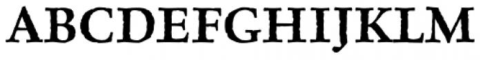 Celestia Antiqua Std SemiBold Font UPPERCASE
