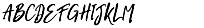 Celiya Script Regular Font UPPERCASE