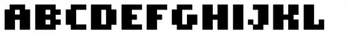 Cella Alfa Eight Five Cond Bold Font UPPERCASE