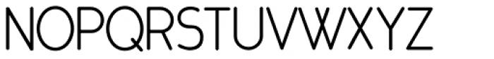 Cennerik Font UPPERCASE