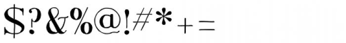 Centaurea Plain Font OTHER CHARS