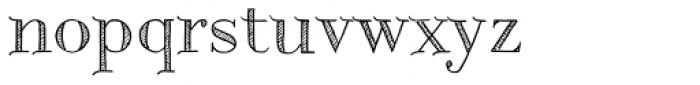 Centaurea Sketch Font LOWERCASE