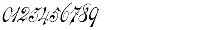 Centennial Script Font OTHER CHARS