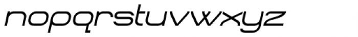 Center Screen Light Italic Font LOWERCASE