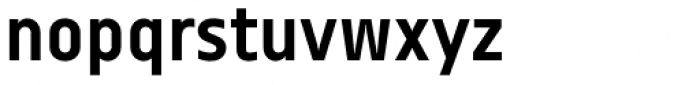 Centima Bold Font LOWERCASE