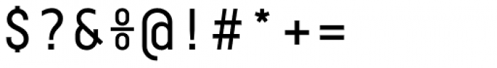 Centima Mono Font OTHER CHARS