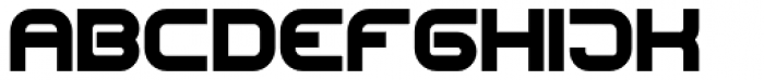 CentreForward Black Font UPPERCASE