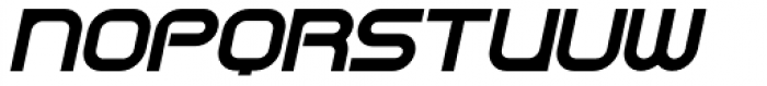 CentreForward Bold Italic Font UPPERCASE