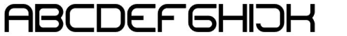CentreForward Font UPPERCASE