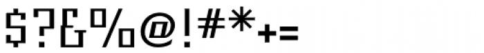 Centric Geo SG Medium Font OTHER CHARS
