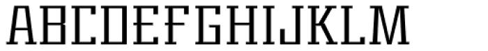 Centric Geo SG Medium Font UPPERCASE