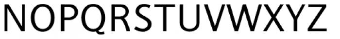 Centuria Regular Font UPPERCASE