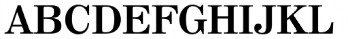 Century 725 Bold Font UPPERCASE