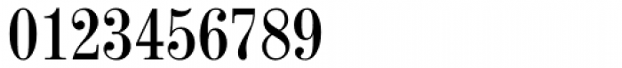 Century 725 Condensed Font OTHER CHARS