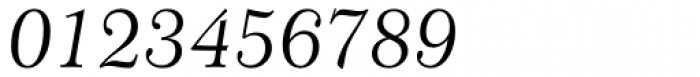 Century 751 Italic Font OTHER CHARS