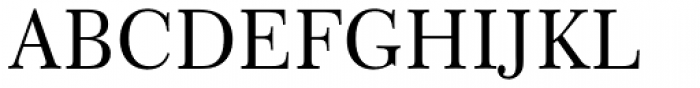 Century 751 Font UPPERCASE