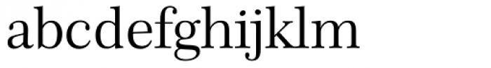 Century 751 Font LOWERCASE