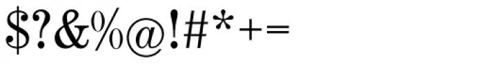 Century Exp EF Regular Font OTHER CHARS
