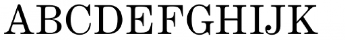 Century Expanded Font UPPERCASE