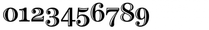 Century Handtooled OS Font OTHER CHARS