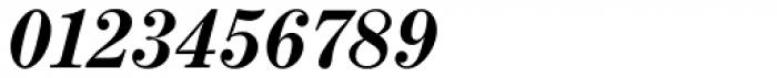 Century No 1 SB Bold Italic Font OTHER CHARS